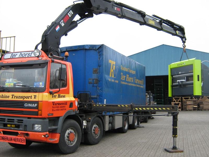 machine transport